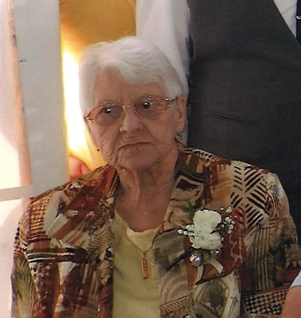 """Agnes N. """"Kay"""" Gray, 82, of Fort Covington, NY peacefully passed away Sunday, July 18, 2021 at..."""