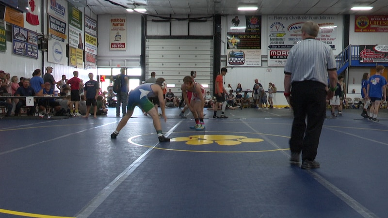 One of the premiere wrestling tournaments in the Northeast wrapped up on Sunday in Clayton,...