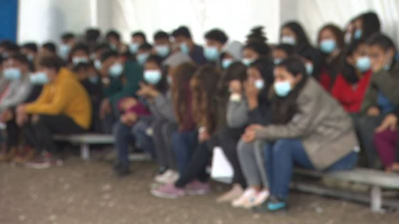 U.S. authorities likely picked up more than 19,000 unaccompanied children in July, exceeding...