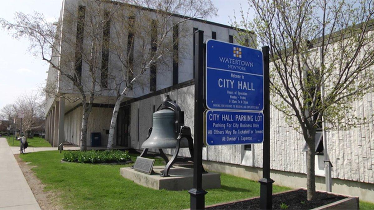 Watertown City Hall