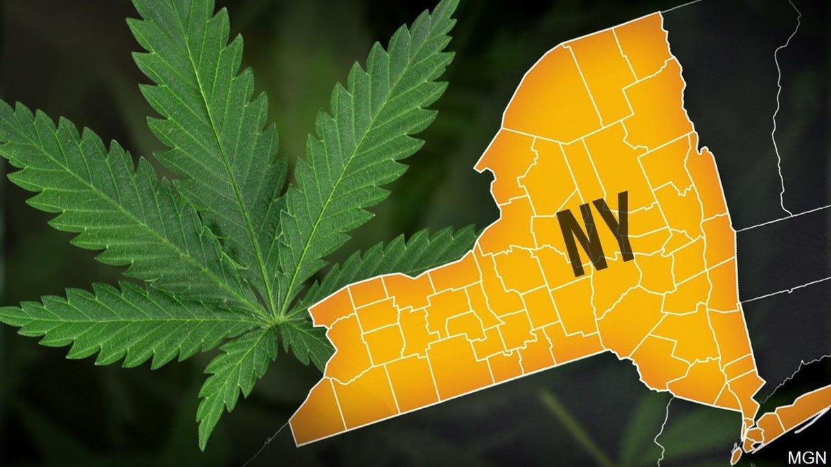 Marijuana in New York state