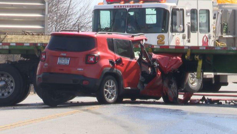 Route 12 crash