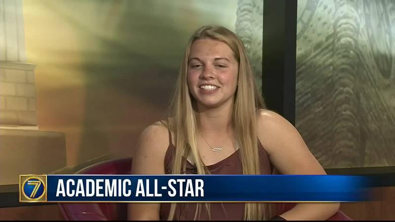 Academic All-Star: Norah Pease