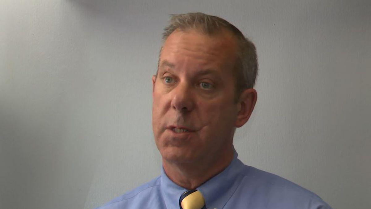 Scott Gray, chair of the Jefferson County Board of Legislators, who is seeking a 12th term in...