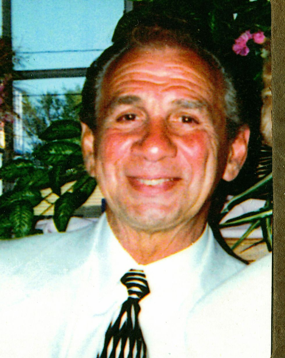 """Lello A. """"Budgo"""" Alteri, of 201 Creekwood Dr., Watertown, passed away May 10, 2021 at the..."""