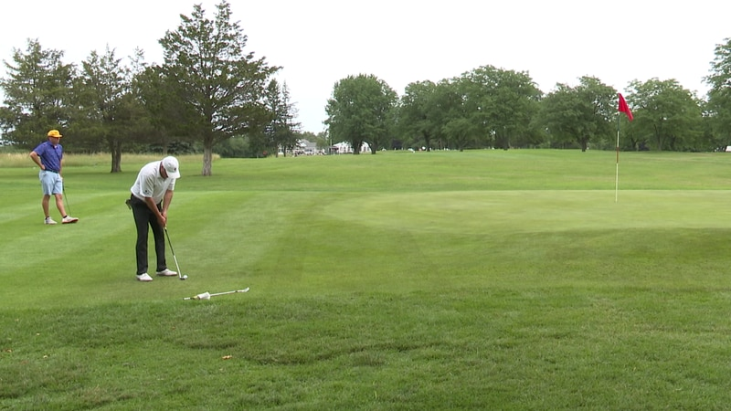 Match play in the 2021 Watertown Men's City Golf Championship kicked off Sunday at the...