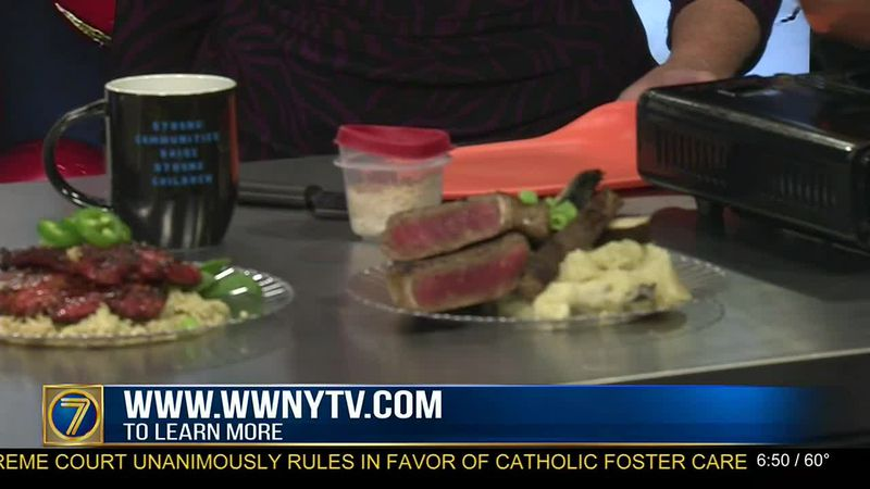 TV Dinner: Father's Day Marinades