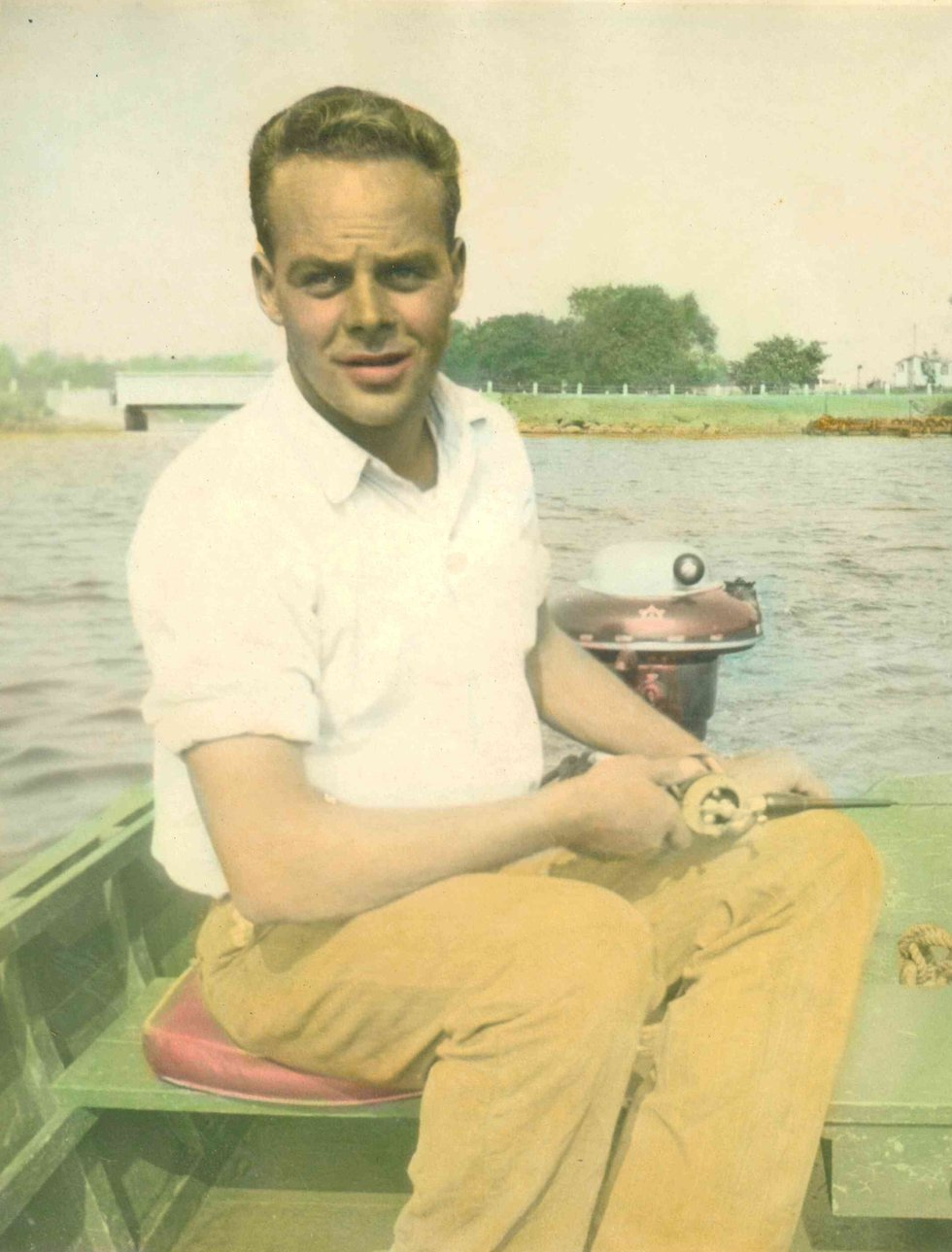 Russell G. Backus, 92, of Bayview Dr., Three Mile Bay, passed away June 12, 2021 at Upstate...