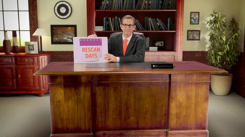 Rescan Your TV