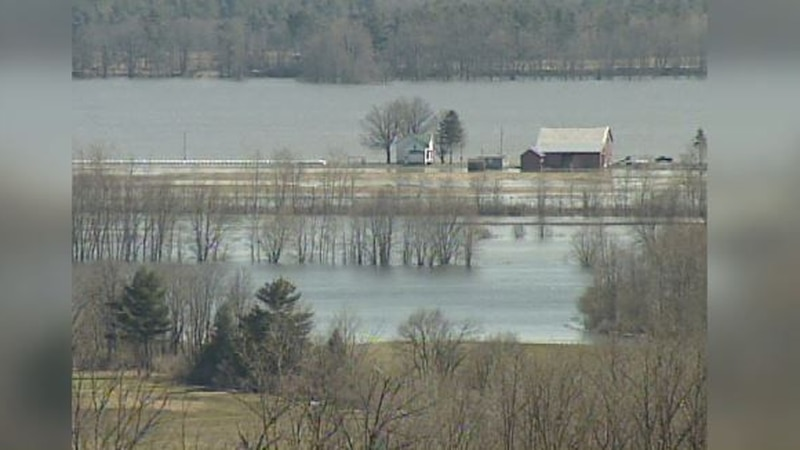 WWNY Blast from the Past: 2001 rising Black River