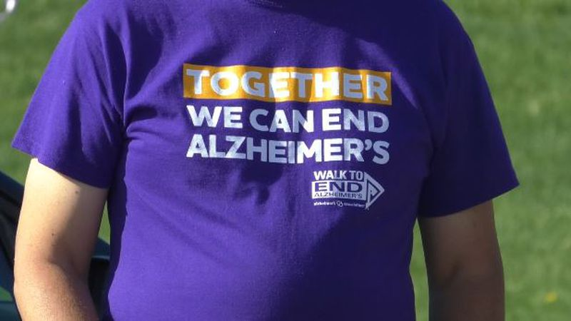 June is Alzheimer's & Brain Awareness Month and wearing purple is a simple way to show support.