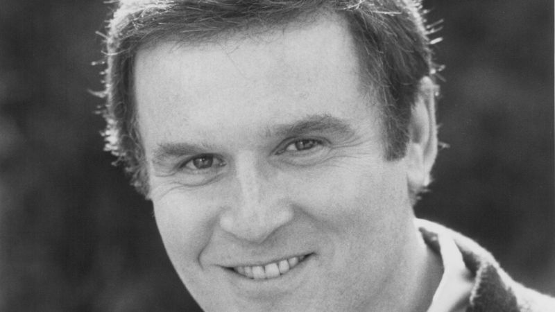Charles Grodin, famous curmddgeon