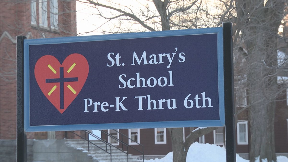 St. Mary's School in Canton has announced it will close at the end of the school year.