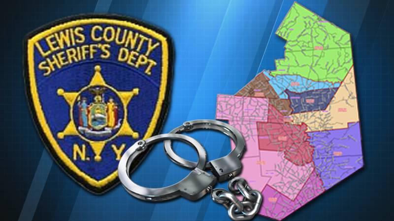 Lewis County Sheriff Arrest