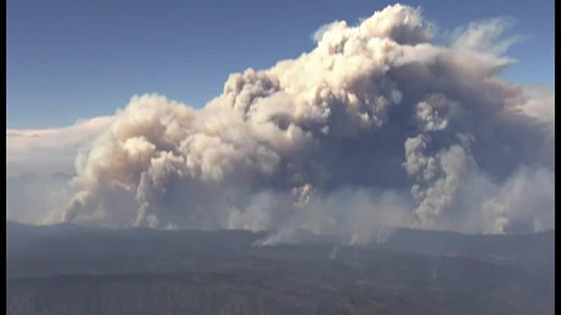 Massive raging infernos, record-breaking heat and destructive floods are spawning devastation...