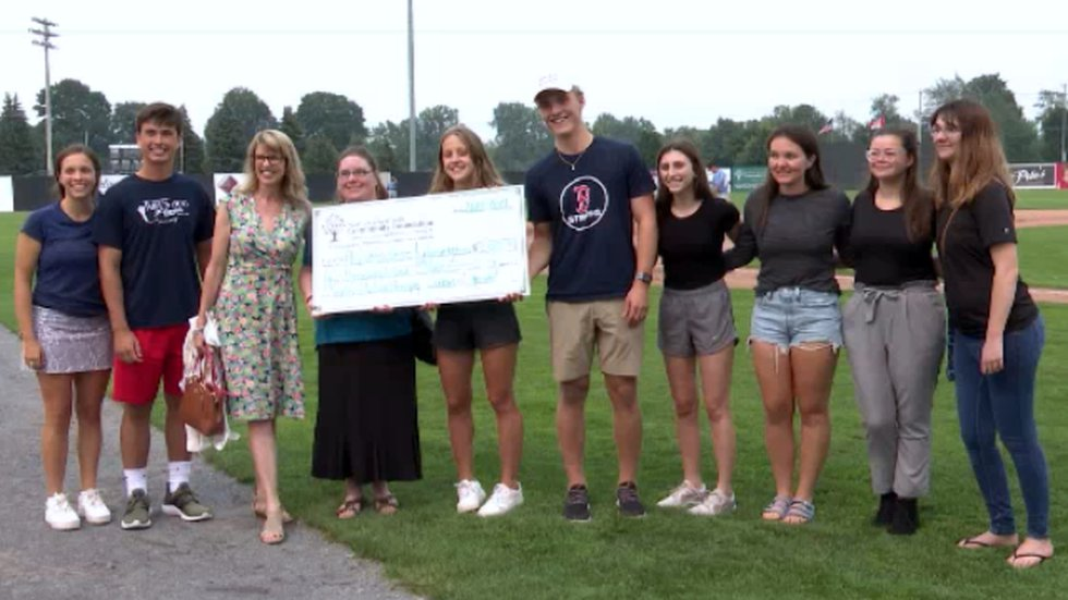 The Northern New York Community Foundation Youth Philanthropy Council handed out grants between...