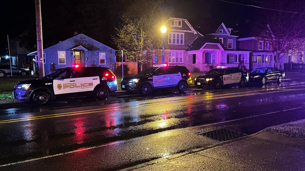 Police agencies investigate Wednesday night in the area of State Street and California Avenue...