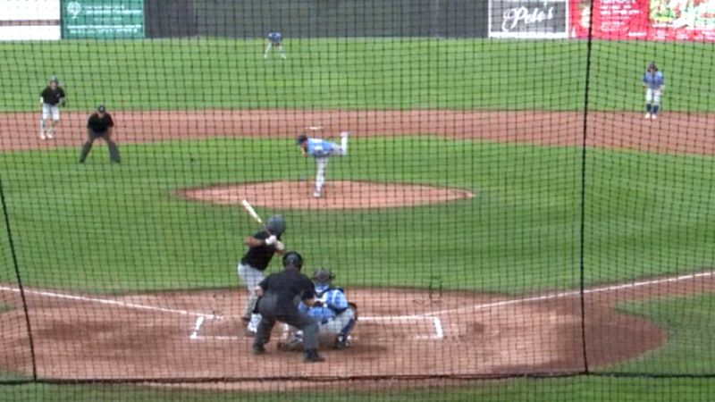 The Watertown Rapids were on the road Tuesday, where they defeated Mohawk Valley 7-5.