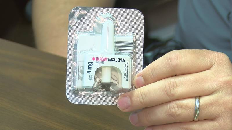 Officers say this powerful opioid is forcing first responders to use life saving Narcan.