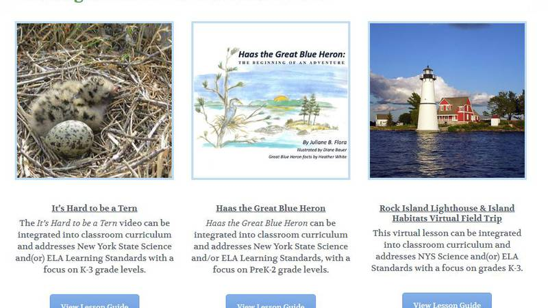 Save The River offers learning resources for parents and teachers.