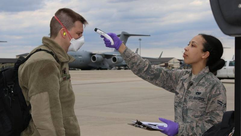 More than a dozen Fort Drum soldiers are part of the ongoing response effort against the...