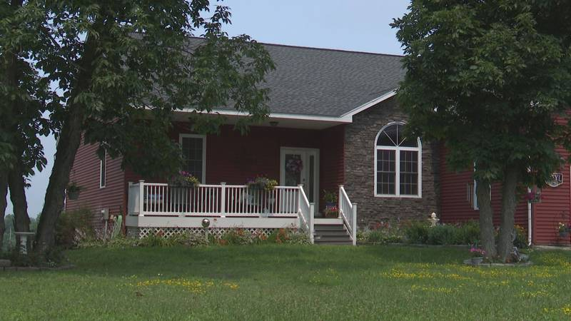 A Chamont woman is bidding for the chance to keep her home