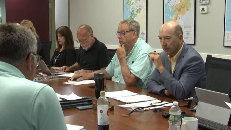 Jefferson County Industrial Development Agency meeting