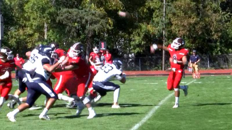 When the St. Lawrence University football team opens its season Saturday, one player to keep an...
