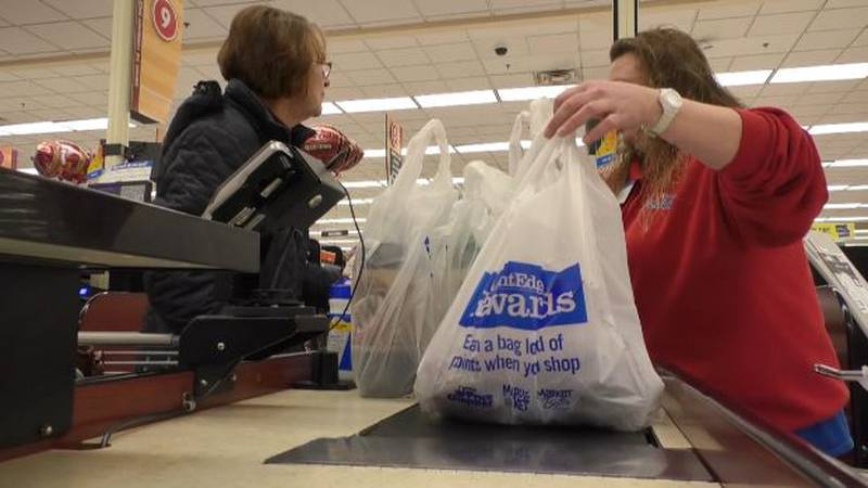 With the statewide ban on plastic bags looming, stores and shoppers are getting ready.