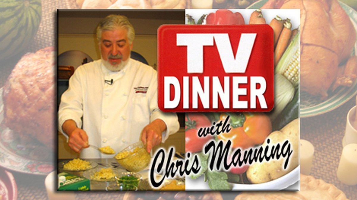 Chef Chris Manning's TV Dinner