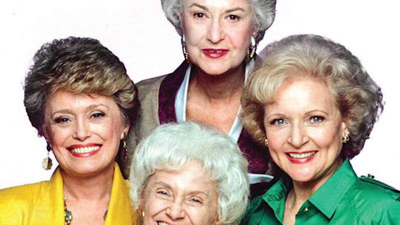 Dorothy, Blanche, Rose and Sofia are back!