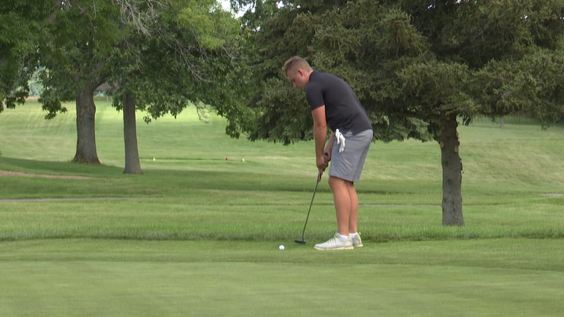 Qualifying for the 2021 Watertown Men's City Golf Championship took place Saturday at the...