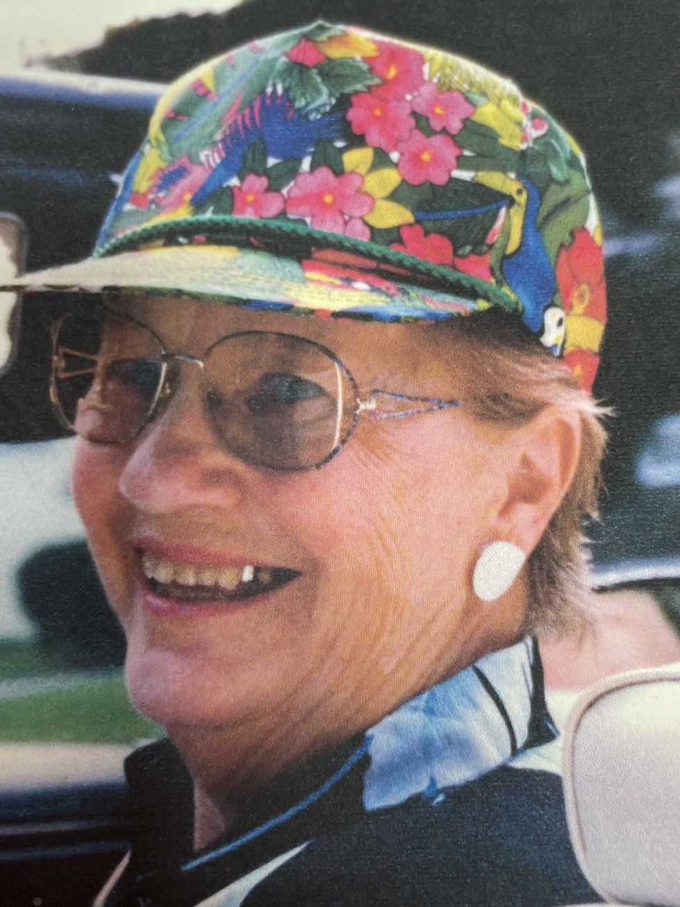 """Pauline """"Polly"""" Mulvana, age 98, of Bombay, N.Y. died, peacefully, on October 8th, 2021."""