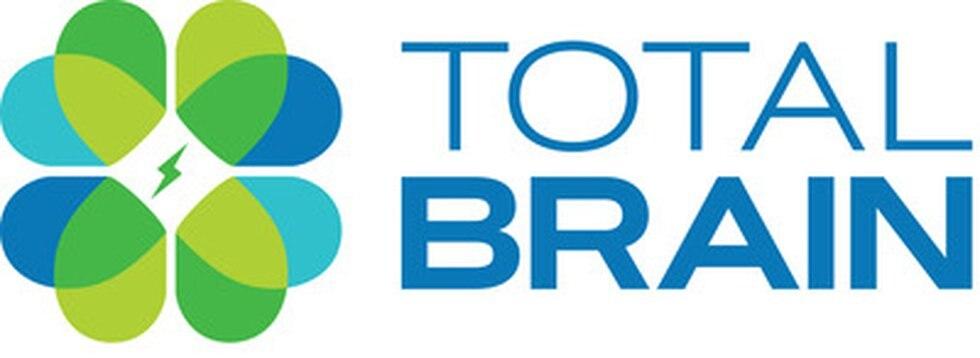 Total Brain Logo (PRNewsfoto/MyBrainSolutions)