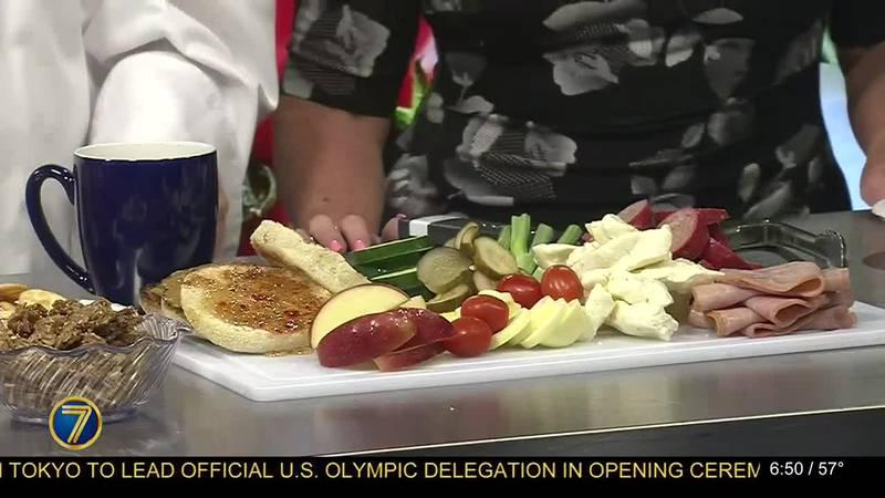 TV Dinner: Ploughman's Lunch