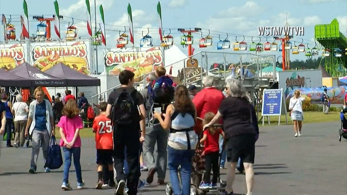 """WWNY """"It breaks my heart,' says Cuomo about having state fair"""