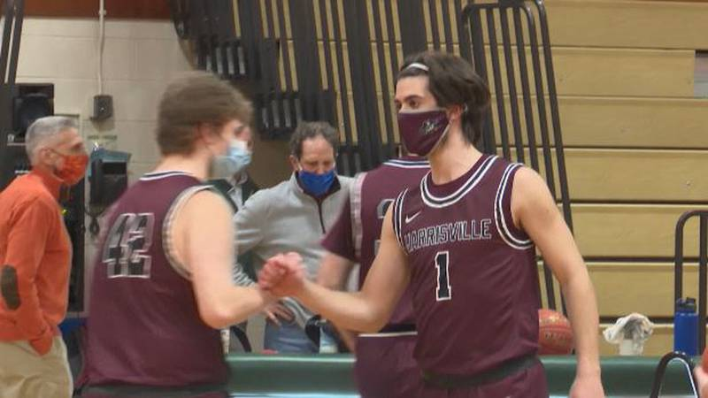 Regardless of vaccination status, all athletes will have to wear masks for indoor sports or...