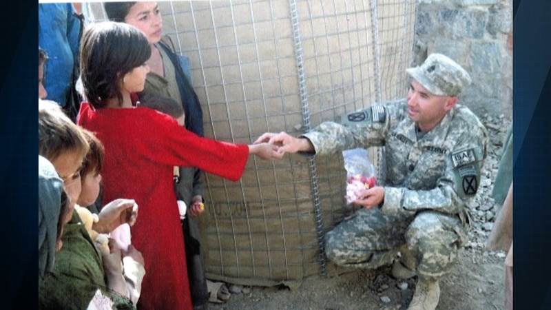 Gonzalo Lassally served two tours fighting in Afghanistan with the 10th Mountain Divison; a...