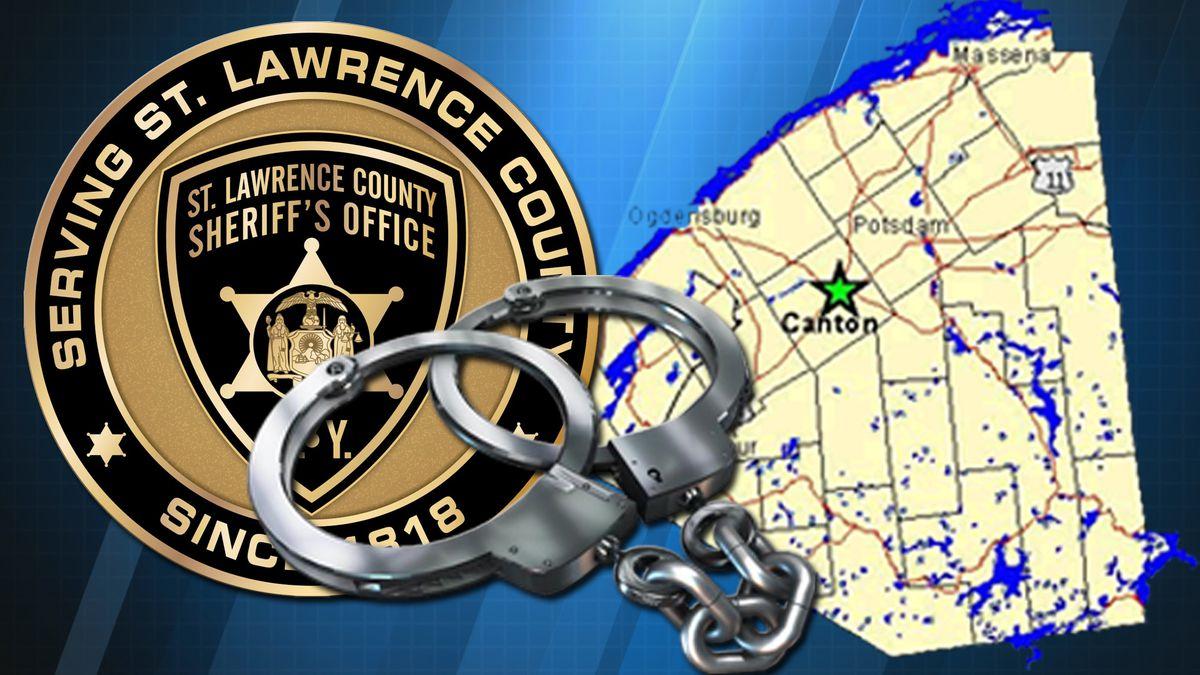 St. Lawrence County Sheriff arrest