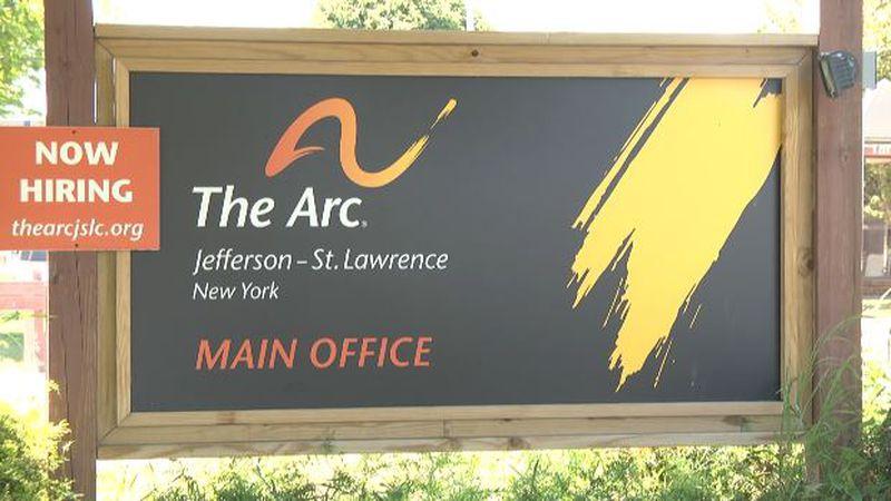 The Arc Jefferson - St. Lawrence