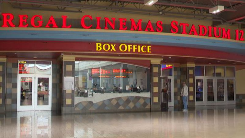 Regal Cinemas at the Salmon Run Mall