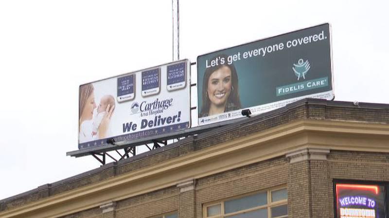 Watertown billboards