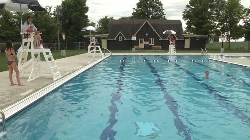 Thompson Park Pool