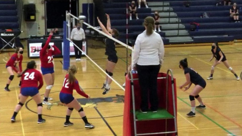 Massena and Potsdam faced off Thursday in high school volleyball.