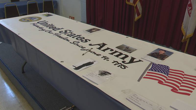 The Watertown American Legion is making preparations for its Flag Day celebration on Monday,...