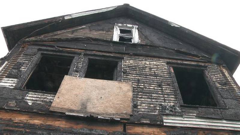 Eyesore targeted for demolition
