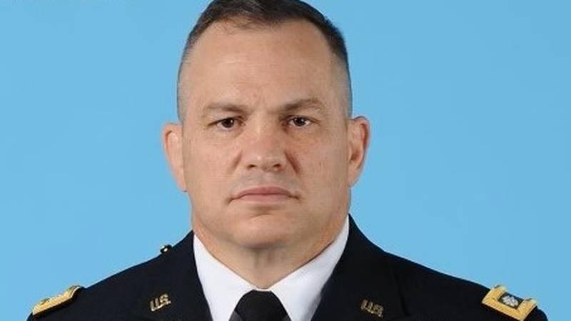 Lieutenant Colonel Benjamin Fielding, who died suddenly earlier this week. LTC Fielding...