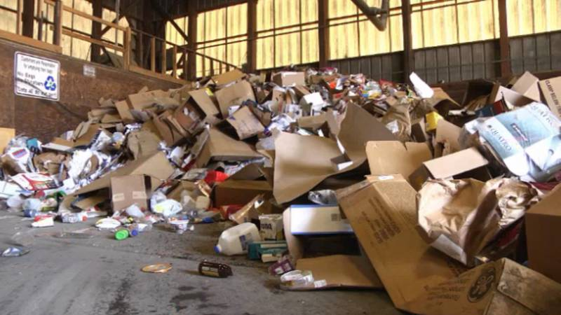 The Development Authority of the North Country is studying whether single-stream recycling...