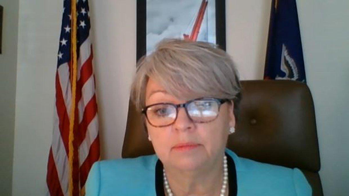 State Senator Patty Ritchie