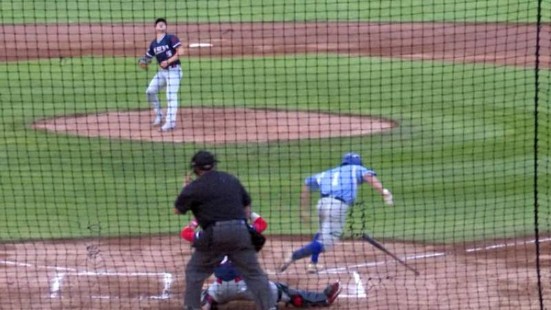 Watertown Rapids outfielder Dylan Broderick has been a catalyst for the team's offense this...